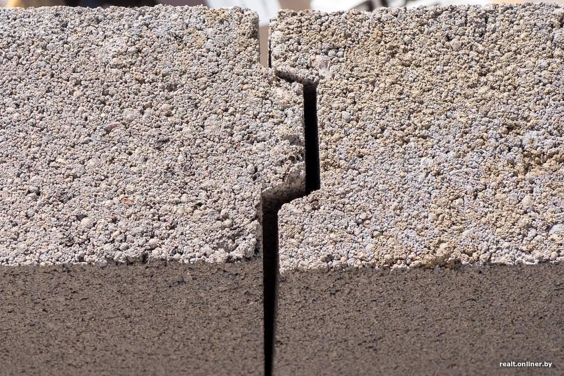 Блоки перегородочные: виды, характеристики, применение