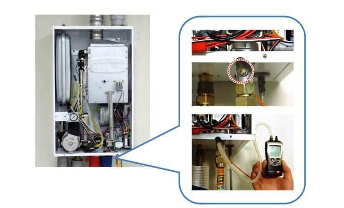 Инструкция для специалистов на газовый котел навьен. газовый котел navien ace: инструкция по эксплуатации, цены