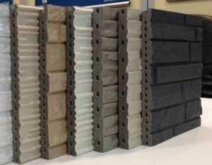Виды и особенности фиброцементных плит для фасадов