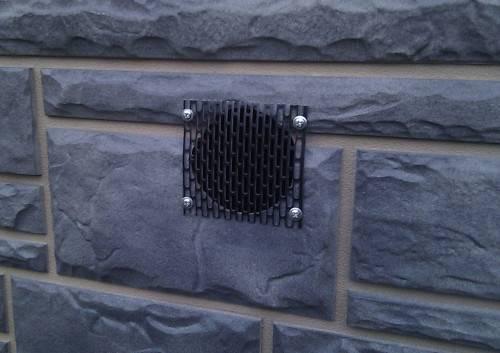 Продухи в фундаменте: правильная вентиляция