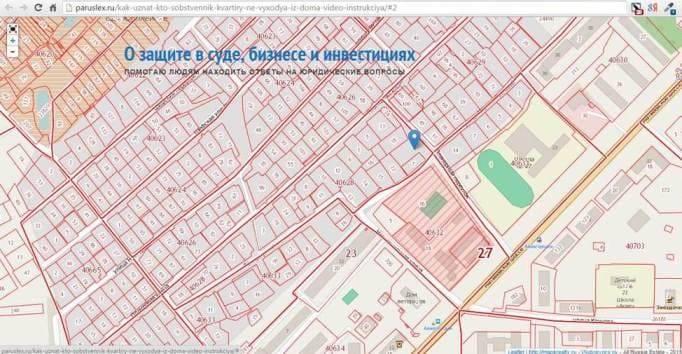 Кадастровая карта росреестра: функции и возможности