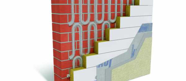 Утеплитель для стен дома снаружи под штукатурку: фасадный, базальтовый