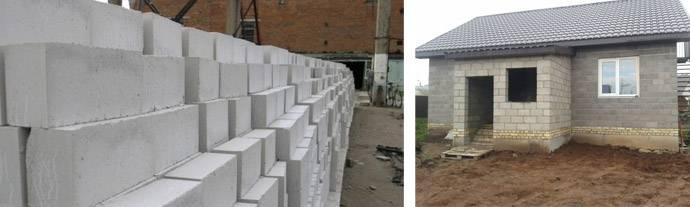 Рассчитываем количество и габариты стройматериалов: размер шлакоблока, стандарт материала в 1 м2
