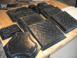Фасадная плитка своими руками: инструкция по изготовлению