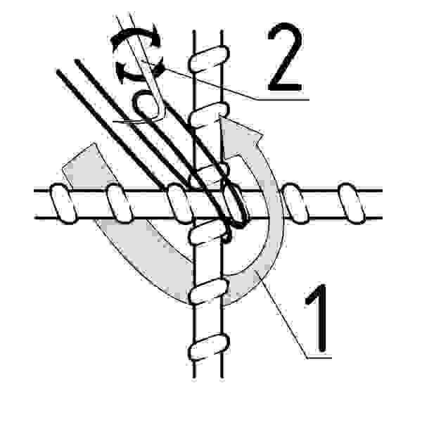 Как вязать арматуру из стекловолокна
