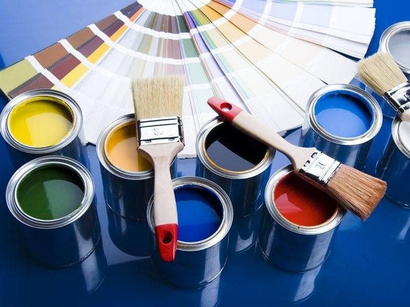 Технология покраски фасада частного дома при помощи фасадной краски + выбор материала и подготовка поверхности