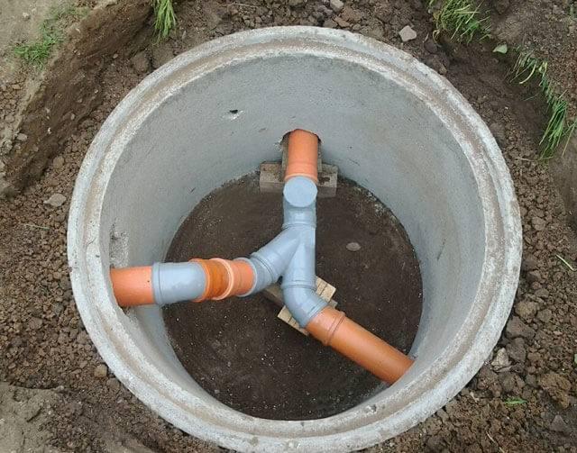 Глубина канализации в частном доме - что и как по нормам