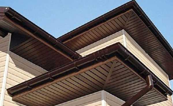 Фронтон крыши: как рассчитать и чем обшить, отделка и устройство