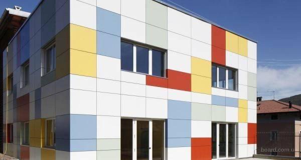 Фасадные панели для наружной отделки дома: виды, производителей + отзывы