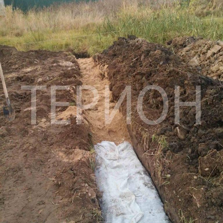 Дренажная канава: плюсы и минусы открытой системы отвода воды