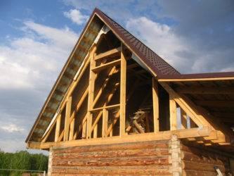Как сделать подшивку фронтонов – варианты отделки свесов крыши