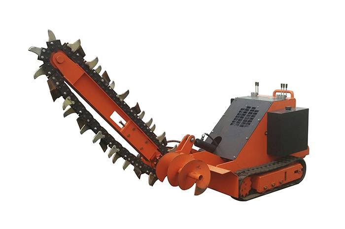 Траншеекопатель ручной для рытья траншей: виды (мини бара, насадка для мотоблока, цепной), сферы применения, технология копки