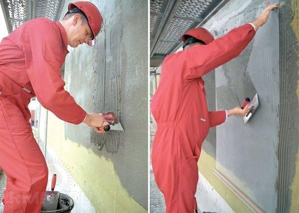 Фасадный утеплитель под штукатурку: обзор материалов и технология монтажа