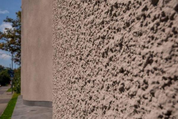 Правильный расход фасадной краски на 1 м2 стены