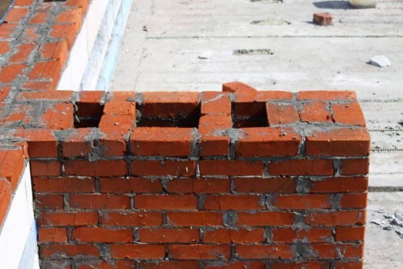 Расценки фер-08 конструкции из кирпича и блоков