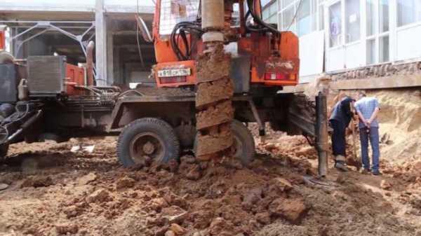 Буронабивной фундамент: особенности, преимущества недостатки. буронабивные сваи своими руками | построить баню ру