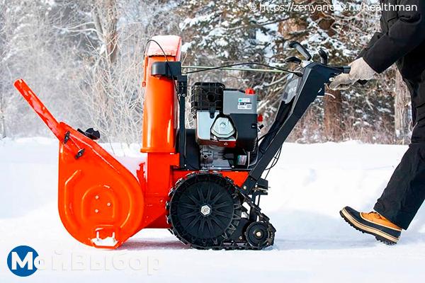 Как выбрать снегоуборщик - важные характеристики