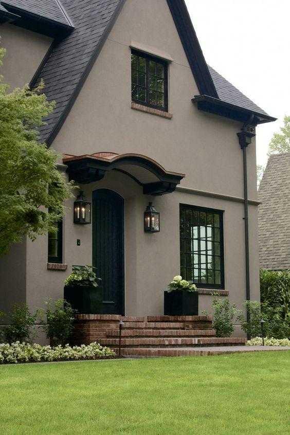 Как угадать сцветом фасада икрыши: подбираем наиболее удачные цветовые комбинации | realty.tut.by