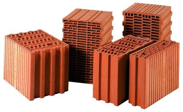 Особенности керамических блоков: плюсы, минусы, отзывы потребителей
