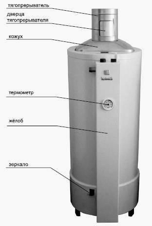 Жуковский газовый котел аогв 23: инструкция по эксплуатации, технические характеристики и отзывы владельцев