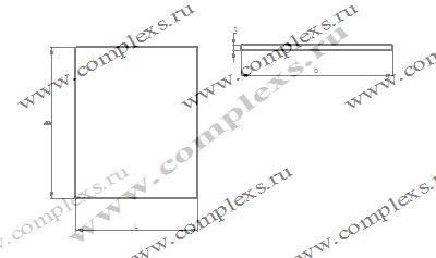 Плоский шифер: цена за лист, размеры, применение