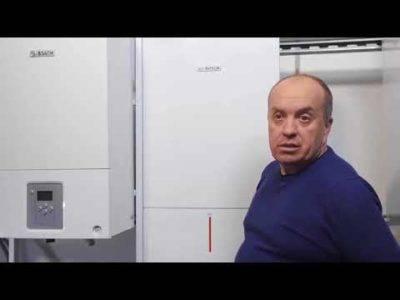 Технические характеристики газового котла bosch gaz 6000 wbn 24 квт + отзывы владельцев