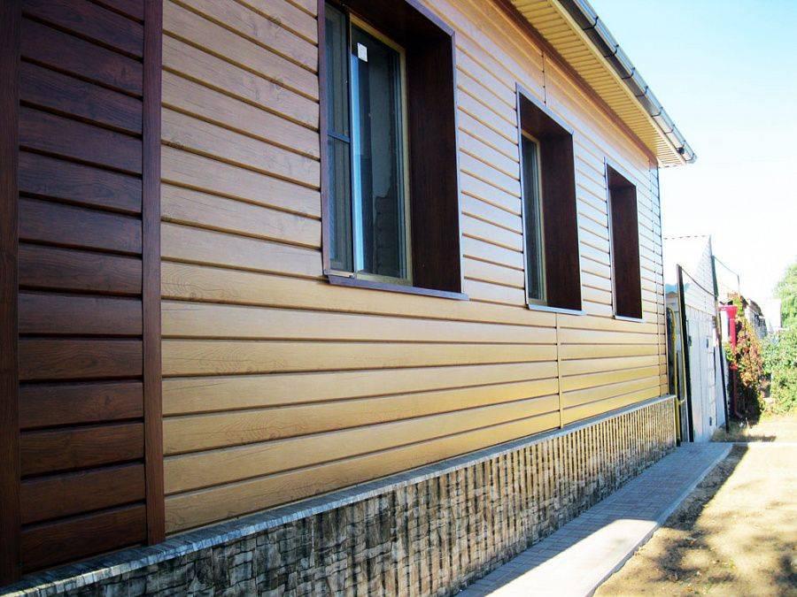 Фасадные панели для наружной отделки дома: обзор наиболее популярных видов декоративных панелей