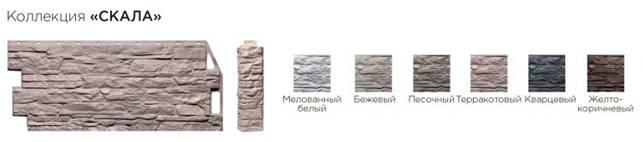 Фасадные панели fineber (файнбир): плюсы и минусы, виды (под крупный природный камень, облицовочный кирпич, керамическая скала и т.д.)