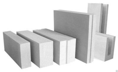 У (u) блоки газобетон: как сделать своими руками, размеры, технические характеристики
