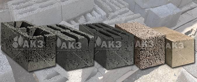 Самое важное о керамзитобетонных блоках