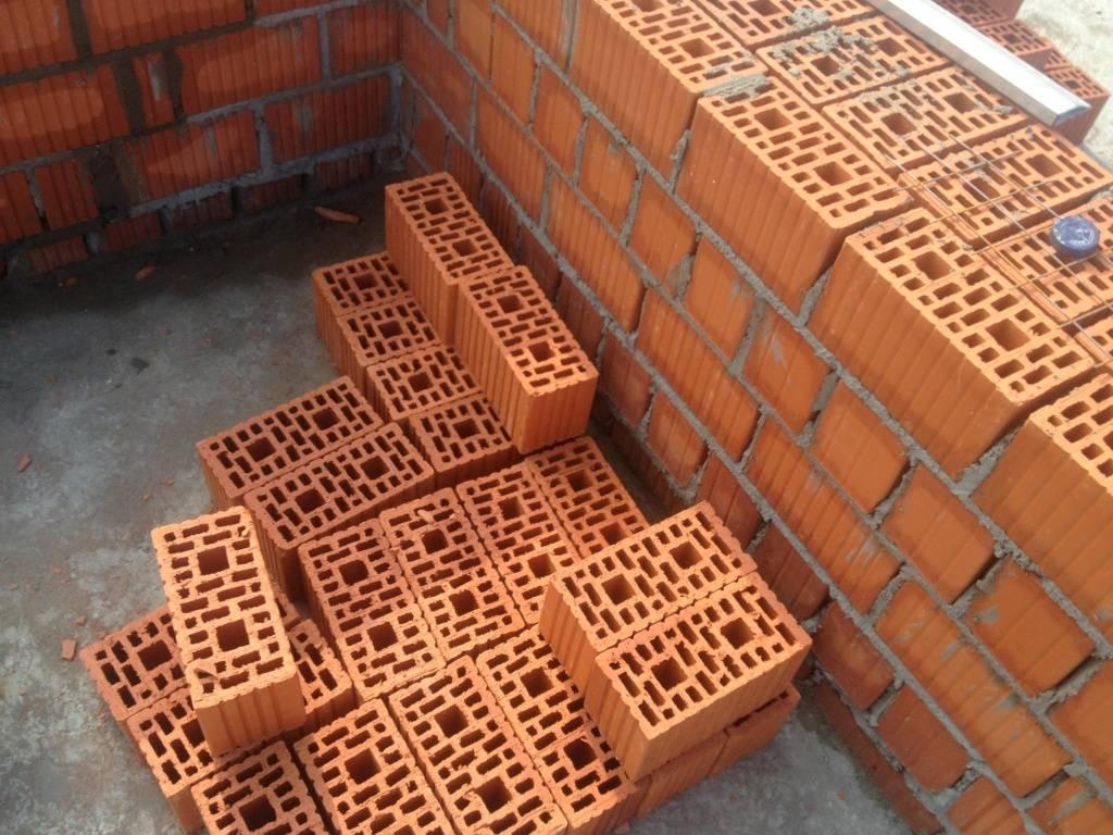 Строительство дома из керамических блоков в монолит-домстрой