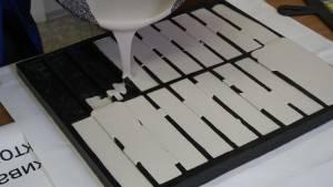 Какие бывают формы для фасадной плитки и искусственного камня + процесс изготовления своими руками