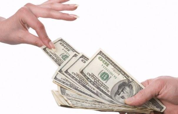 Расписка о получении денежных средств за дом и землю