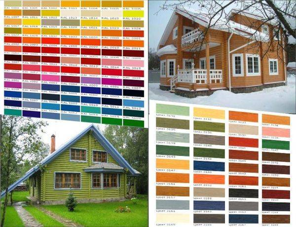 Как выбрать фасадную краску для наружных работ: виды красок и особенности их использования