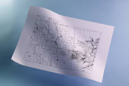 Топографический план земельного участка: как получить по кадастровому номеру, посредством проведения работ