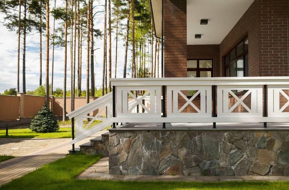 Стены дома из кирпича, газобетонных блоков, бруса, деревянный каркас – стоимость строительства.