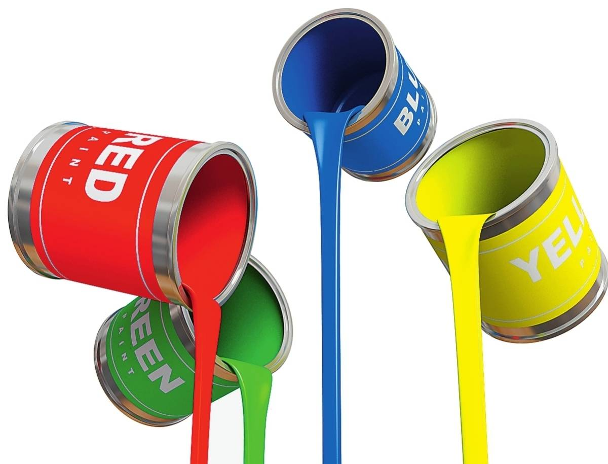 Краска для кирпича: виды, характеристики и правила нанесения