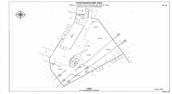 Схема границ земельного участка: что это такое, в каких случаях необходима, кто готовит и что на ней отображается