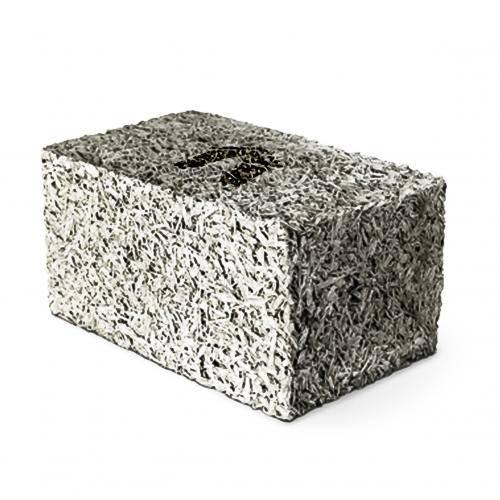 Как рассчитать, сколько блоков в кубе и сколько их потребуется для возведения дома