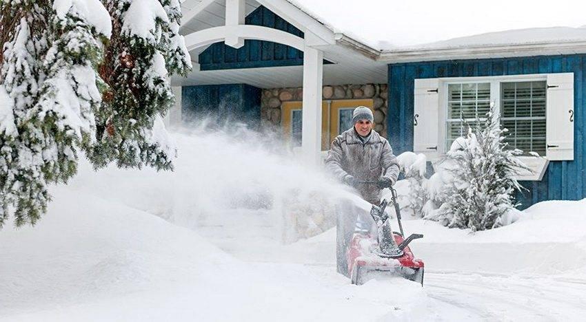 Как выбрать снегоуборщик: виды устройств с описанием технических характеристик и популярные фирмы-производители