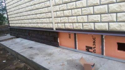 Утепление стен пеноплексом — внешняя и внутренняя обшивка