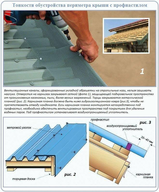 Для чего нужна обрешетка крыши, какая бывает, под какой материал какую выбрать