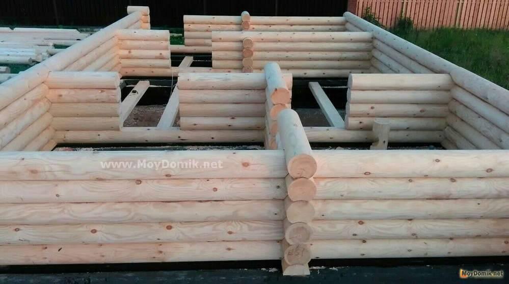 Технология строительства бани из кирпича своими руками