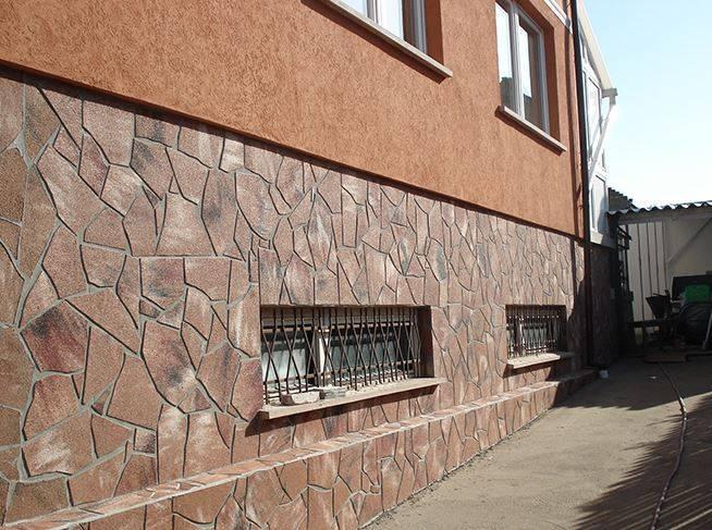 Плитка для цоколя важный компонент в оформлении фасада здания