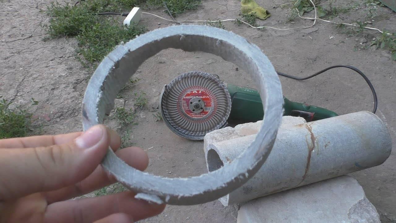Пошаговая инструкция по возведению свайного фундамента на сваях из асбестоцементных труб