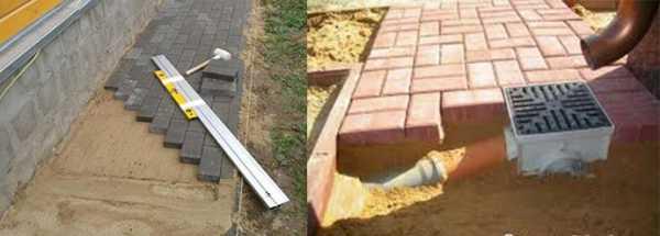 Старое бетонное покрытие: этапы очистки и укладки бетона
