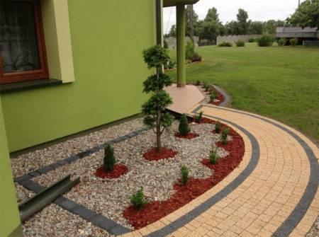 Пропорции состава бетона для отмостки частного дома