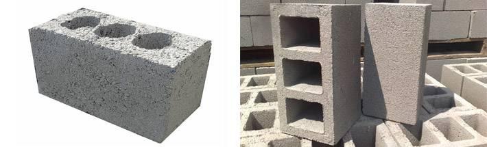 Сколько шлакоблоков в кубе? сколько штук в одном поддоне, расчет количества на 1 м2 и м3 кладки