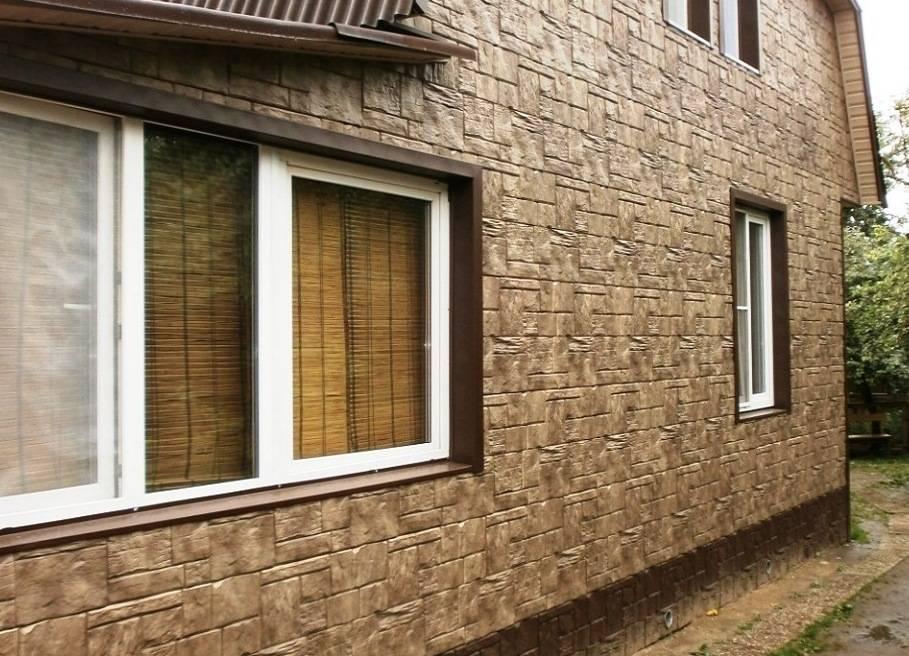 Металлические фасадные панели: разновидности и их характеристики