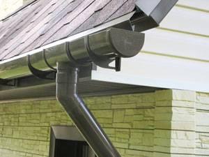 Водосточные системы для крыши docke: виды, особенности и цены - что лучше купить в москве